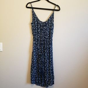 4/$25 H&M Floral Print Strappy Sun Dress